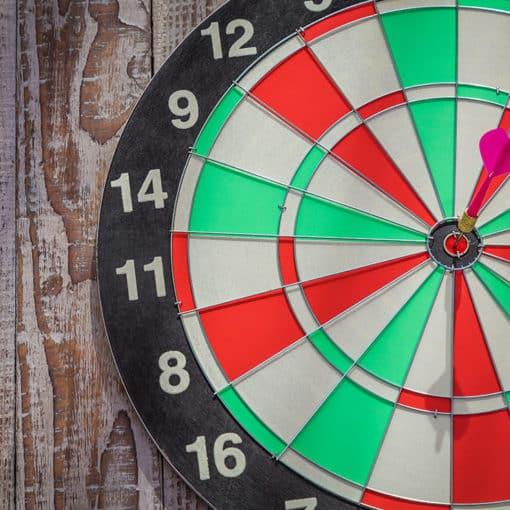 Darts - Das Geschicklichkeitsspiel